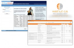 Walnut Integrated Certification System