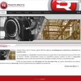 Raptis Electric Website