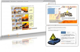 DigiMagix: Basic Principles of Fire Extinguishing