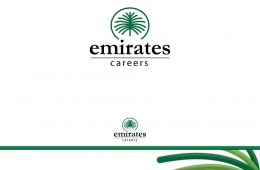 emirates careers logo design