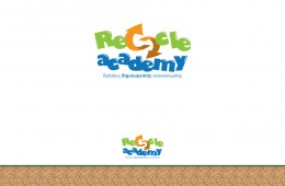 Recycle Academy logo design