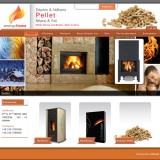Energy Flame Website